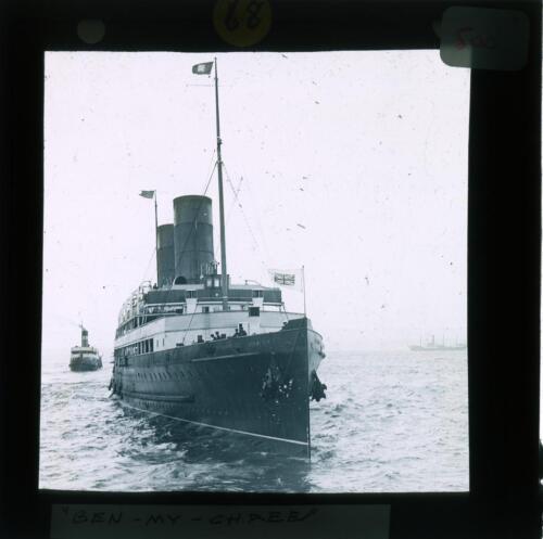 Isle of Man Ferries