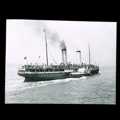 North Wales Cruise Ships