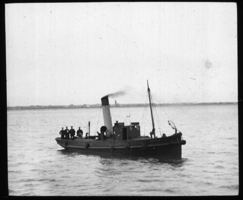 PB-POS-8080-009: River Mersey and elsewhere