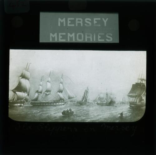 SHP-POS-8080-001: River Mersey and elsewhere