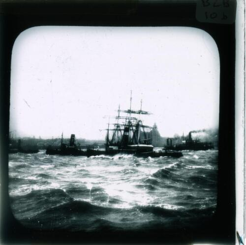 SHP-POS-8080-003: River Mersey and elsewhere