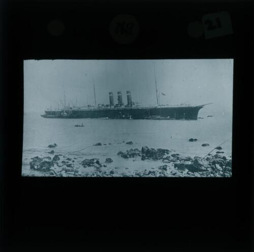 SHP-POS-8080-005: River Mersey and elsewhere