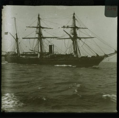 SHP-POS-8080-009: River Mersey and elsewhere