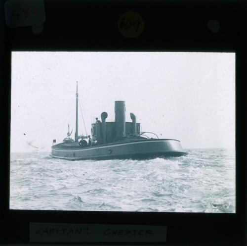 SHP-POS-8080-033: River Mersey and elsewhere