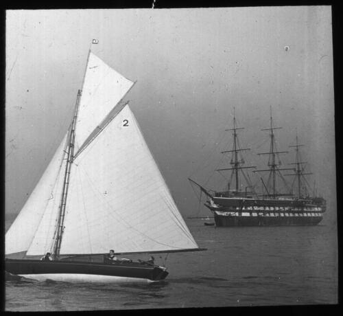 TS-POS-8080-001: River Mersey or Menai Strait