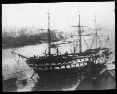 TS-POS-8080-002: River Mersey or Menai Strait