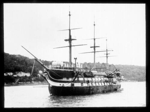 TS-POS-8080-004: River Mersey or Menai Strait