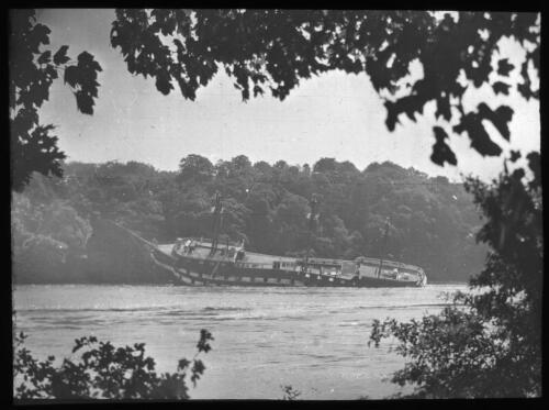 TS-POS-8080-005: River Mersey or Menai Strait