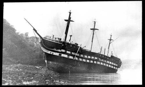 TS-POS-8080-006: River Mersey or Menai Strait