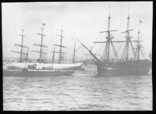 TS-POS-8080-008: River Mersey or Menai Strait