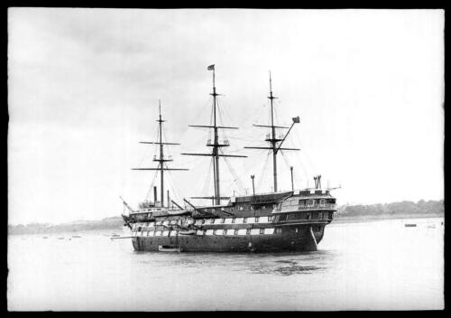 TS-POS-8080-009: River Mersey or Menai Strait