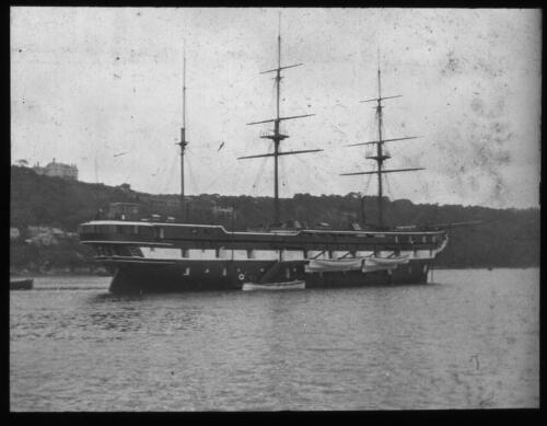 TS-POS-8080-011: River Mersey or Menai Strait