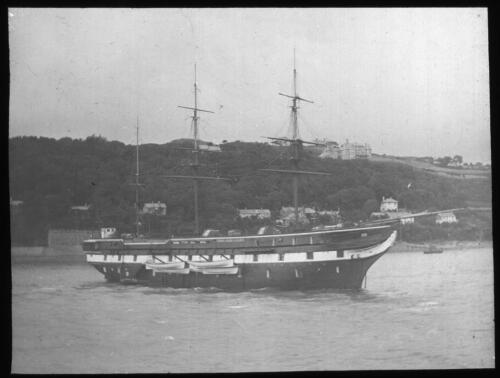 TS-POS-8080-012: River Mersey or Menai Strait