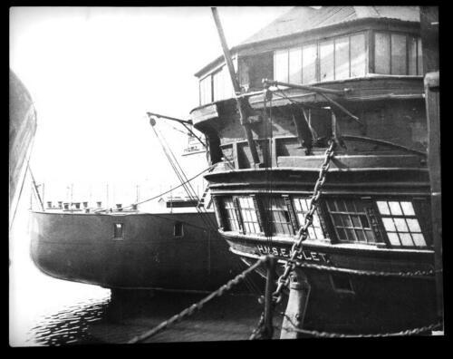 TS-POS-8080-013: River Mersey or Menai Strait