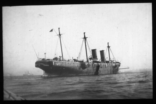 TS-POS-8080-019: River Mersey or Menai Strait