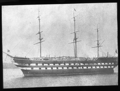 TS-POS-8080-021: River Mersey or Menai Strait