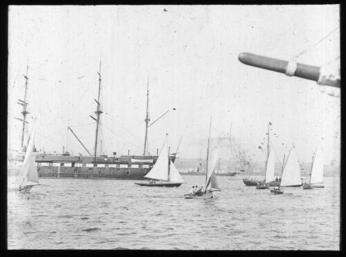 TS-POS-8080-023: River Mersey or Menai Strait