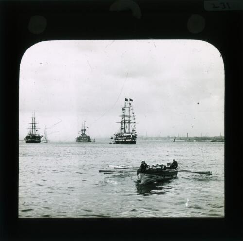 TS-POS-8080-025: River Mersey or Menai Strait