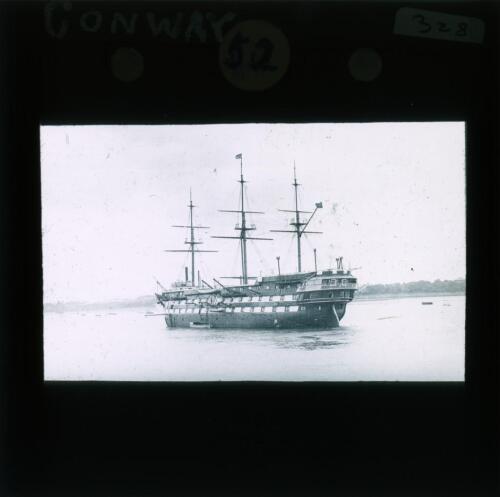 TS-POS-8080-026: River Mersey or Menai Strait
