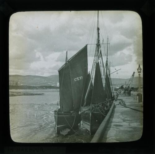 YHT-POS-8080-012: River Mersey and elsewhere