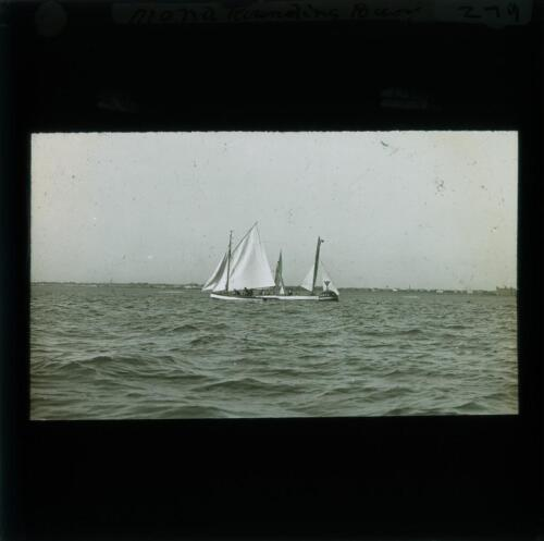 YHT-POS-8080-017: River Mersey and elsewhere
