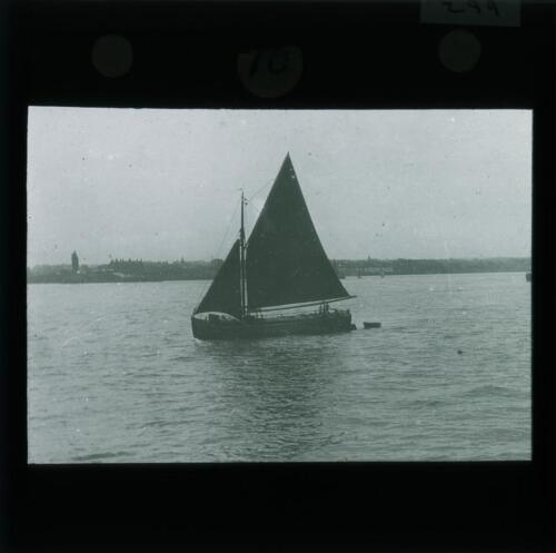YHT-POS-8080-025: River Mersey and elsewhere