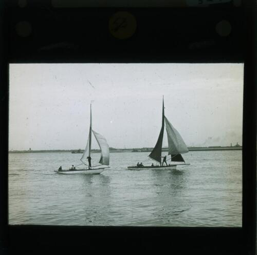 YHT-POS-8080-027: River Mersey and elsewhere