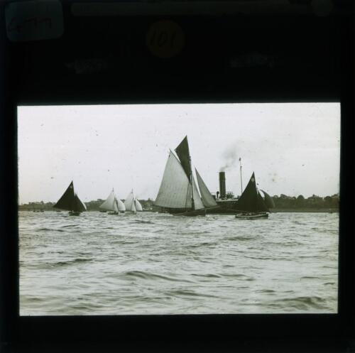 YHT-POS-8080-034: River Mersey and elsewhere