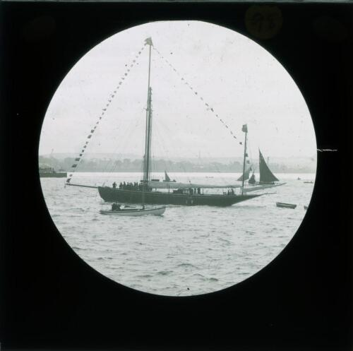 YHT-POS-8080-035: River Mersey and elsewhere